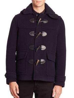 Burberry Hooded Jacket   Coat, Jacket and Clothing
