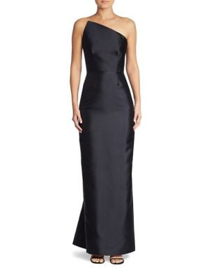 Strapless Mira Gown