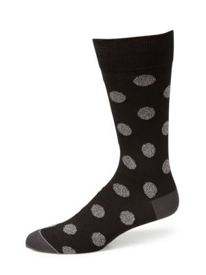 Dot Patterned Socks