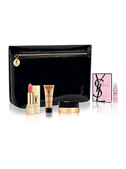 Receive a free 5-piece bonus gift with your $150 Yves Saint Laurent purchase & code