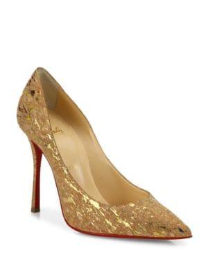 Pantofi de damă CHRISTIAN LOUBOUTIN Cork