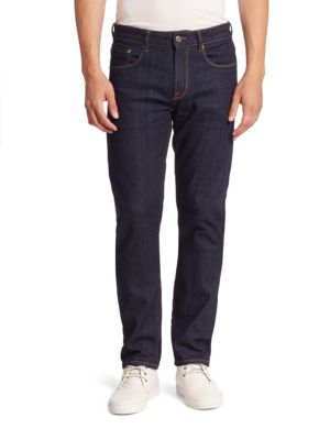 Regular-Fit Five-Pocket Jeans
