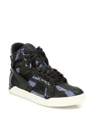 Titann High-Top Sneakers
