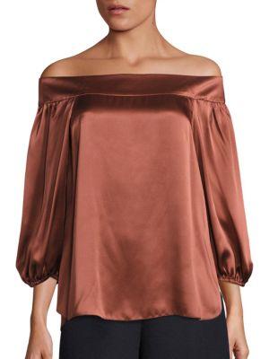 Silk Asymmetric Top