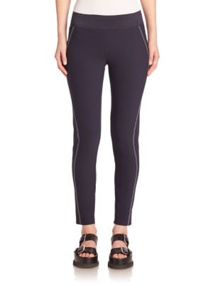 Contrast Stitch Miracle Leggings