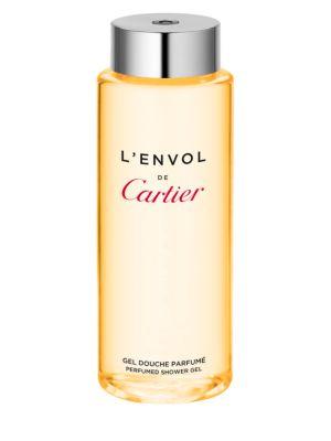 L envol De Cartier Shower Gel/6.5 oz. 0400092145928