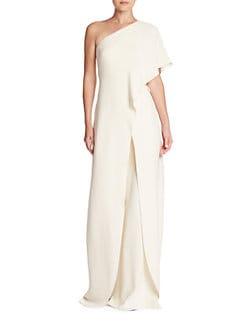 Ralph Lauren Collection - Margerie Silk Jumpsuit