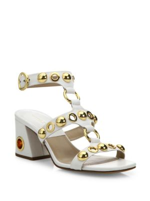 Kat Runway Leather Sandals