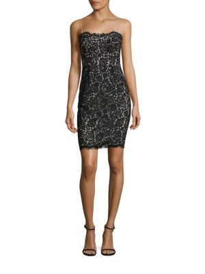 Rochie scurtă LIKELY Spruce Lace