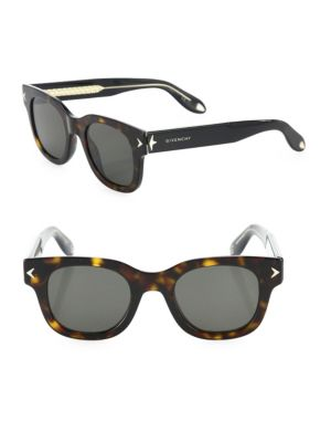 47MM Square Sunglasses