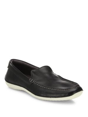 Leather Venetian Loafers