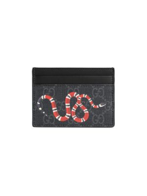 GG Snake Card Case