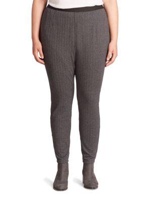 Herringbone Leggings plus size,  plus size fashion plus size appare