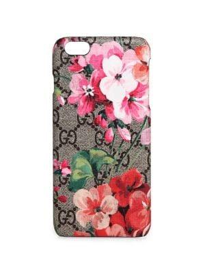 gucci female gg blooms iphone 6 plus case