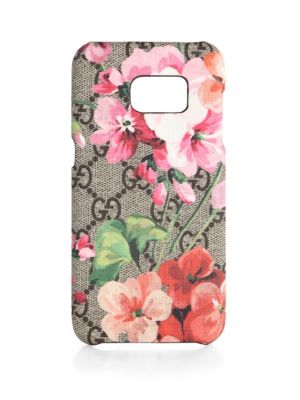 gucci female gg blooms samsung 7 phone case