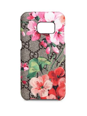 gucci female gg blooms samsung s7 phone case