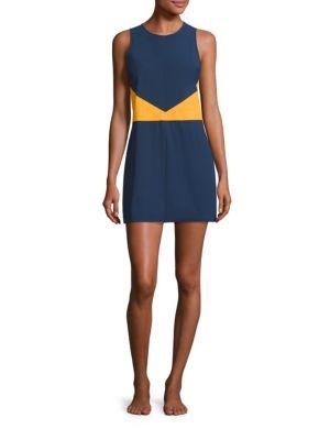 Olivia Sheath Swim-Dress