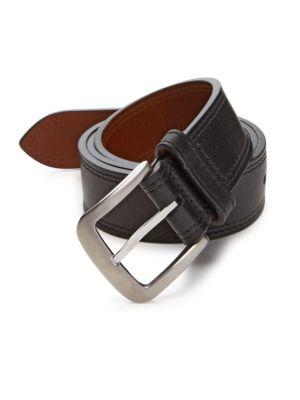Double Stitch Belt