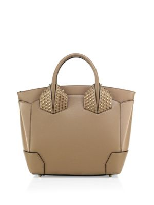 Eloise Large Studded Leather Tote