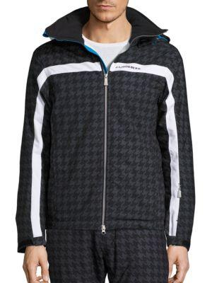 Sitkin Waterproof Houndstooth Jacket