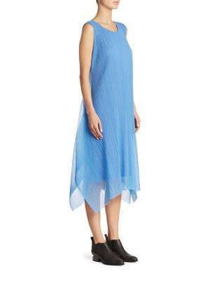 Tulle Overlay Dress