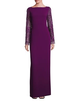 Joan Long Sleeve Gown