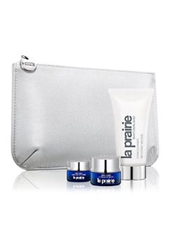 Receive a free 4-piece bonus gift with your $400 La Prairie purchase & code