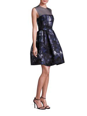 Gigi Illusion Dress
