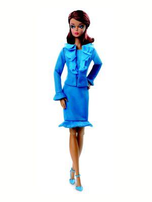 Chic City Suit Barbie Doll