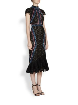 Philomena Lace Dress