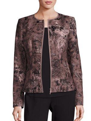 Jachetă de damă LAFAYETTE 148 NEW YORK Maris Essex