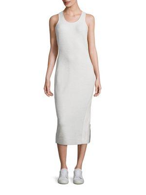 Teyla Side Stripe Midi Dress