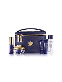 Receive a free 6-piece bonus gift with your $400 Guerlain purchase & code