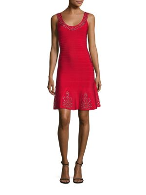 Blakely Grommet Dress