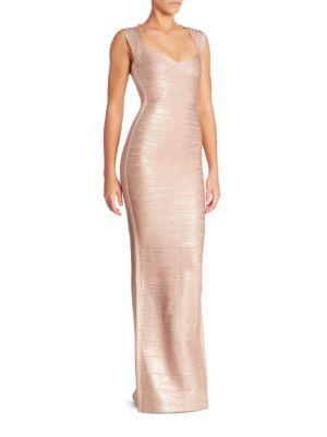 Estrella Sleeveless Gown