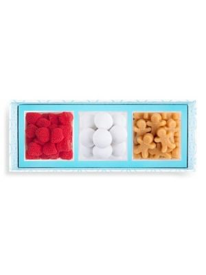 Ugly Sweater Three-Piece Candy Bento Box