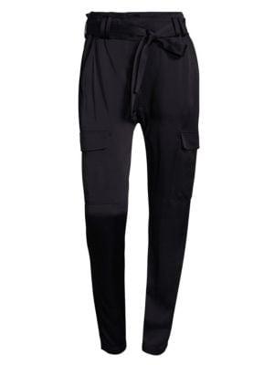 Adam Tie-Front Pants