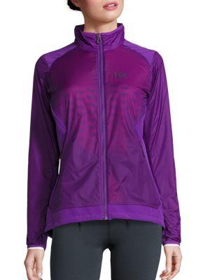 Odin Flow Jacket in Purple