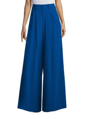 Eloise Straight Wide Leg Trousers