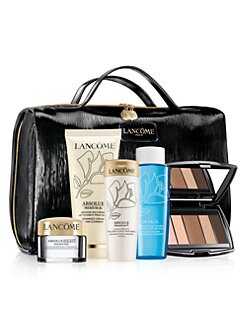 Receive a free 6-piece bonus gift with your $100 Lancôme purchase & code