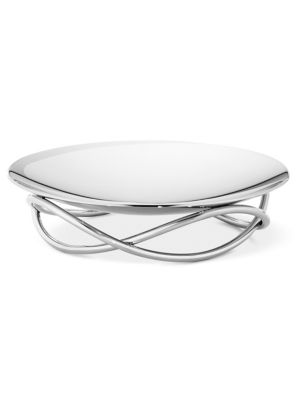 Glow Stainless Steel Dish