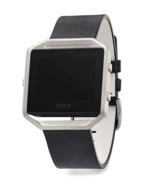 FITBIT Blaze Accessory Leather Band & Frame