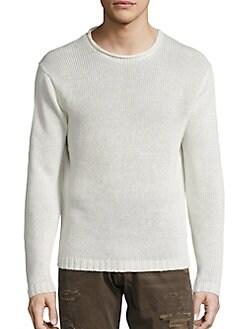 Polo Ralph Lauren - Linen Rollneck Sweater