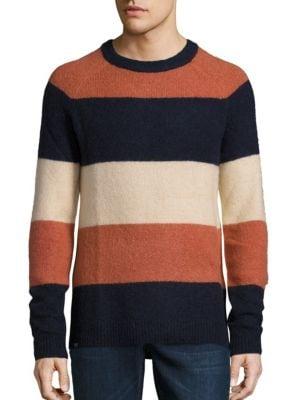 Aaron Striped Sweater