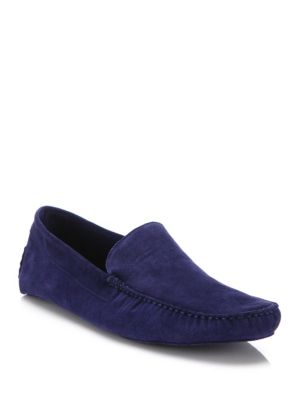 Suede House Slippers