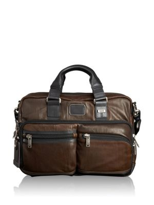 Andersen Slim Leather Briefcase