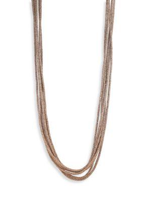 Signature Mesh Necklace