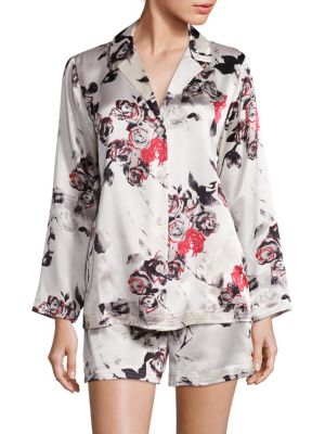 Saks Fifth Avenue Silk Pajamas Set | Underwear, Pants and Clothing