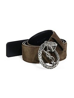 belts for men designer zbit  Saint Laurent