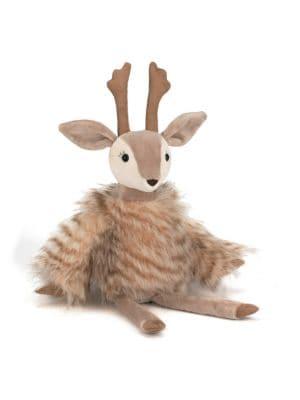 Large Christmas Roxie Reindeer Plush Toy